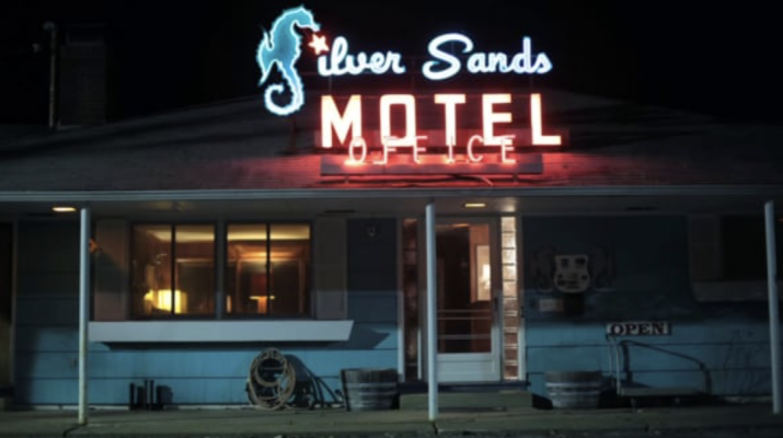 Silver Sand Motel<br>Short Film. Directors: Cris Noda, Cayetana H. Cuyás