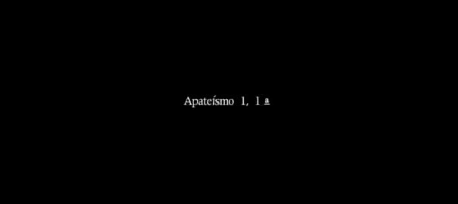 Apateísmo